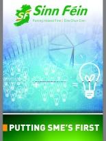 Sinn Féin's SME policy 2014