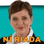 Liadh Ní Riada for Ireland South MEP