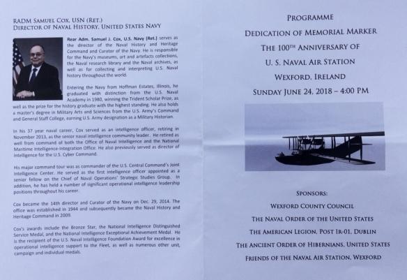 WexfordCoCo @IrishAmerica @IrishCentral US Naval WWI